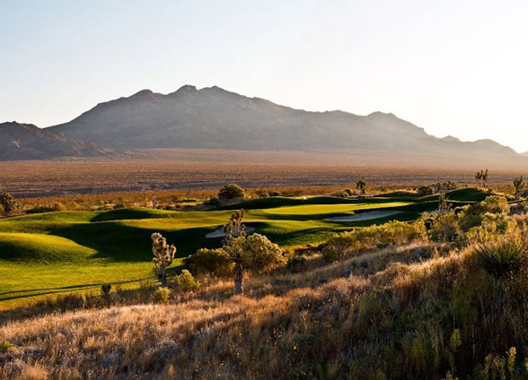 Paiute Golf Resort Snow Mountain