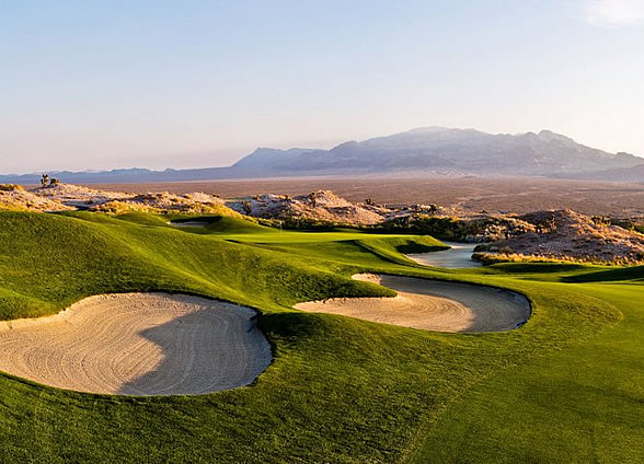 Paiute Golf Resort Wolf Course