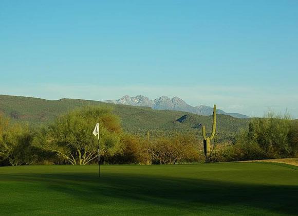 Tonto Verde Golf Club - Peaks