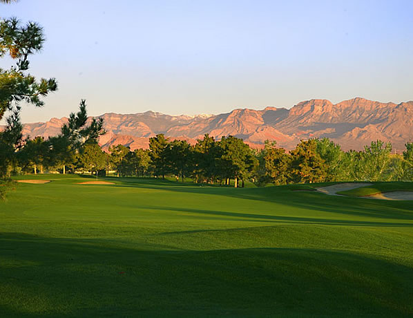 Spanish Trail Golf Club - Canyon/Lakes